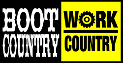 Boot Country Work Country, City Gospel Mission sponsor