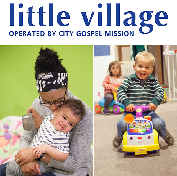 Little Village: Let The Little Children Come & Play